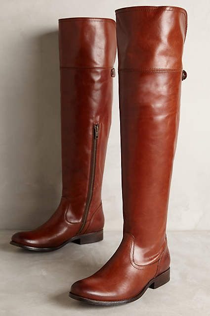 these are pretty. || Frye Melissa Boots - anthropologie.com