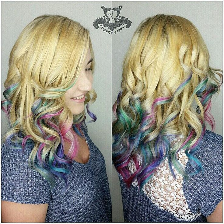 All sizes | Pravana Gemstone ♤ Schwarzkopf Color Works #schwarzkopf #colorworx #colorworks #mermaidhair #mermaid #dyeddoll #dyed #rainbowhair #balayage #pastelhair #modernsalon #behindthechair #beautylaunchpad #americansalon #unicorntribe | Flickr - Photo Sharing!