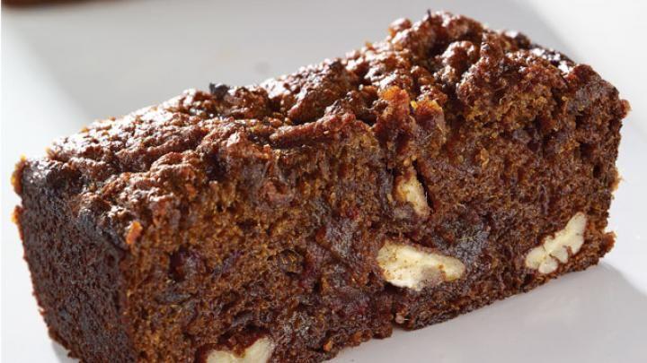 Gâteau moelleux aux dattes