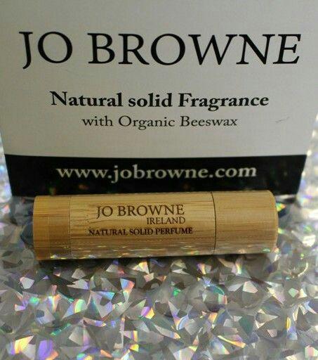 Jo Browne Ireland #naturalsolidperfume #fragrance #solidperfume www.Fayrebeauty.com 💞