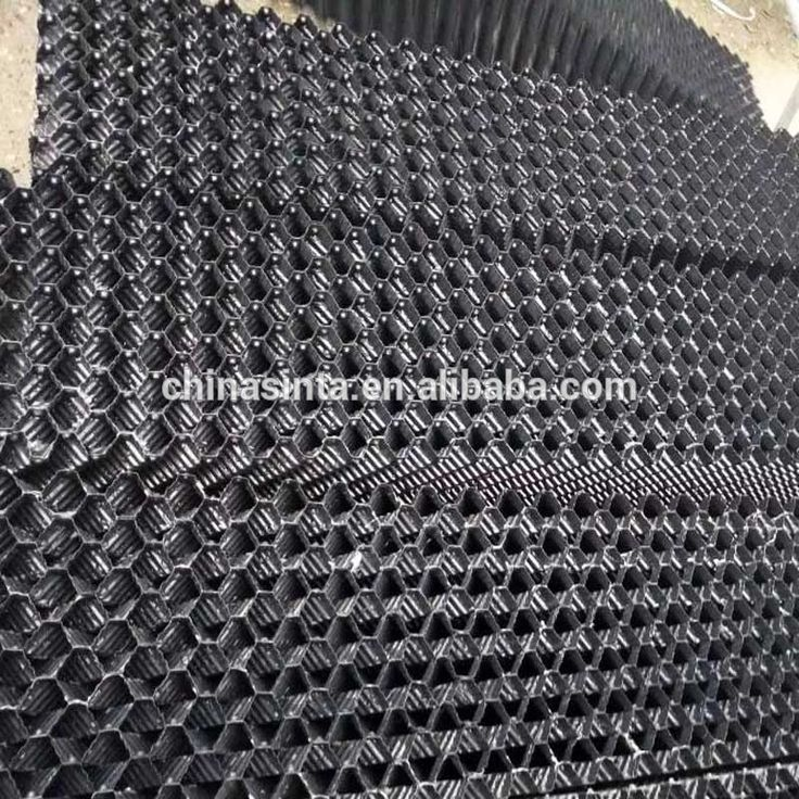 Cooling Tower Repair Pvc Fill For Cooling Tower Fill Replacement