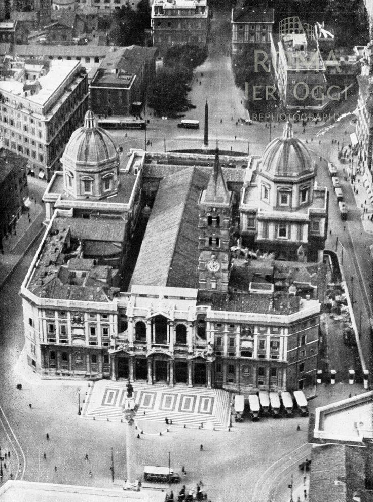 Basilica di Santa Maria Maggiore  1941/1942