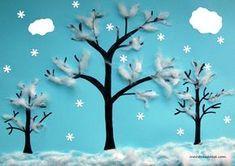 Lavoretti per l'inverno