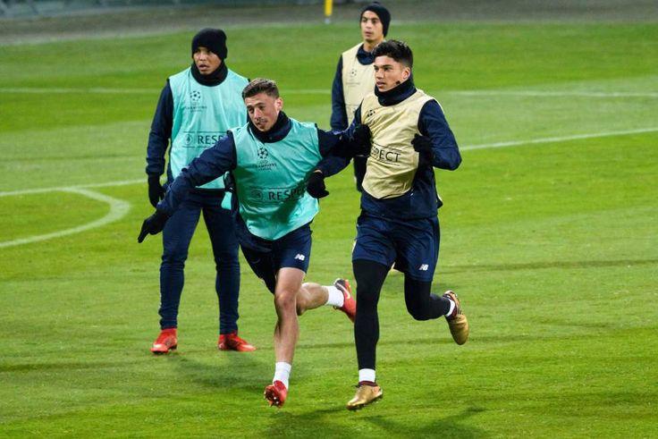 Maribor - Sevilla en directo la Champions League en vivo