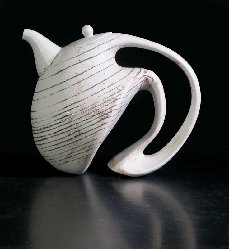 Jeroen Bechtold: T-pots and teapots