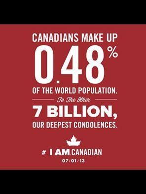 GO CANADA . I COMPARE AS I TRAVEL. UR # ONE | OH CANADA ! My Land