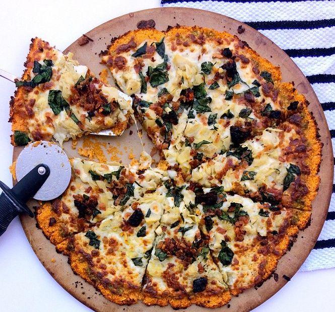 Whole 30 Recipe // Sweet Potato Crust — AMAZON ASHLEY