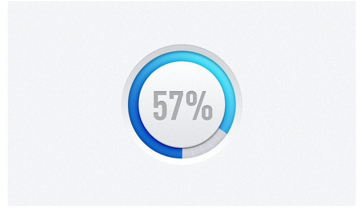 21 Free and Premium Progress Bar Interface PSD