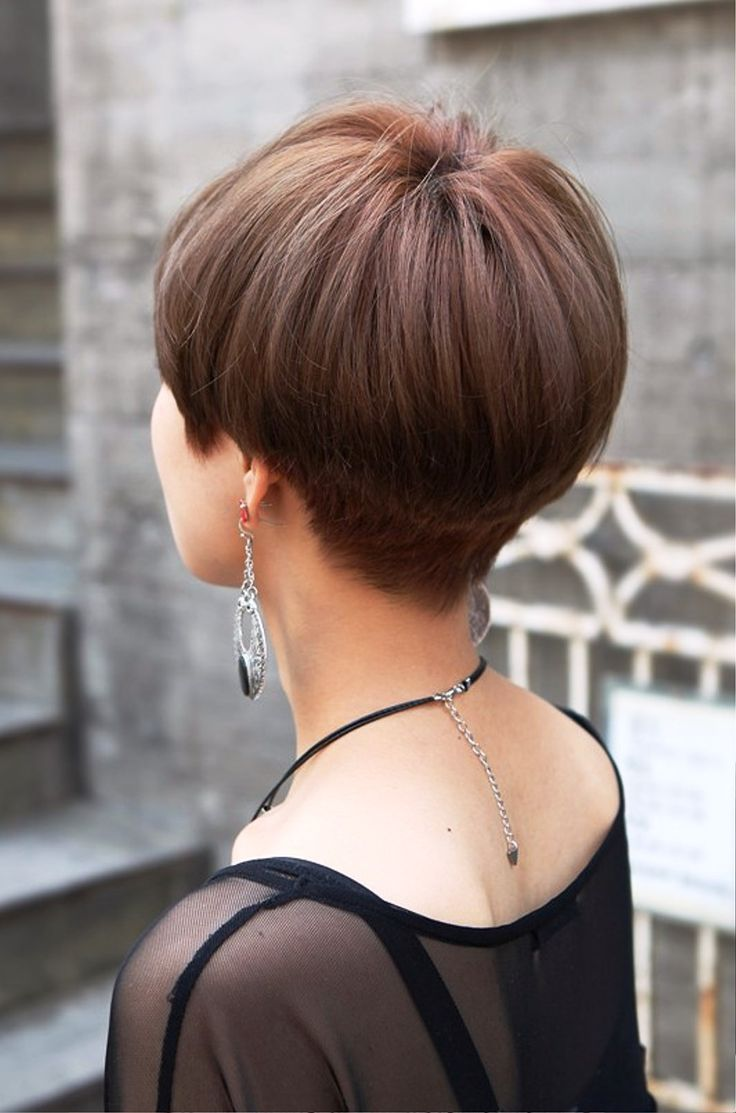 long wedge haircut best 25 japanese haircut ideas on japanese 1392 | 902b5632d9c349f905f7bc432c60e078 short wedge hairstyles stacked bob hairstyles