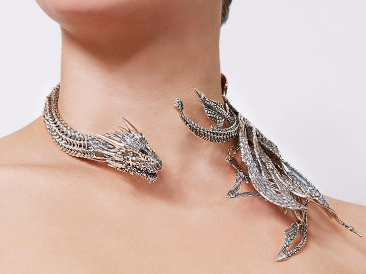 The 'Recreation of Thrones' costume designer created a jewellery line worthy of a khaleesi