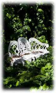 Wrought Iron Patio Furniture   Victorian Patio Furniture