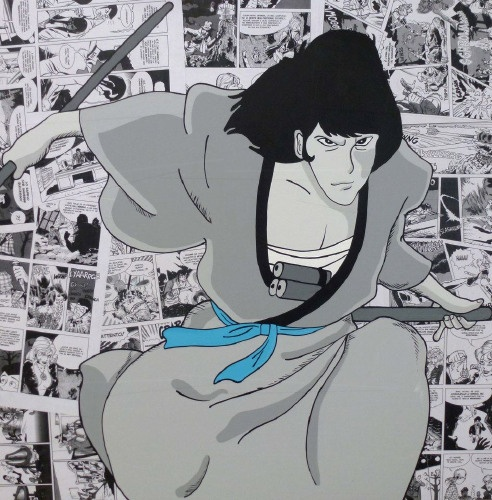 Serie Lupin Goemon