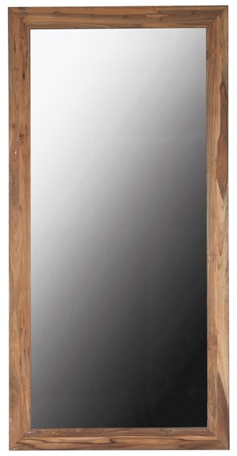 Rectangular Teak mirror - 200cm x 100cm $1,175