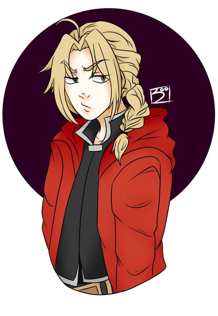 Edward Elric by Christie-Boo on DeviantArt