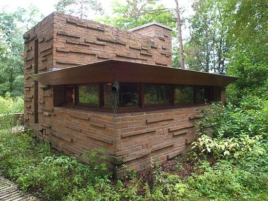 Seth Peterson Cottage FLW