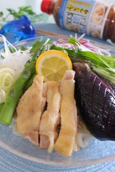 ミツカンぶっかけつゆ~鶏塩うどん~ by きーちゃんさん | レシピ ...