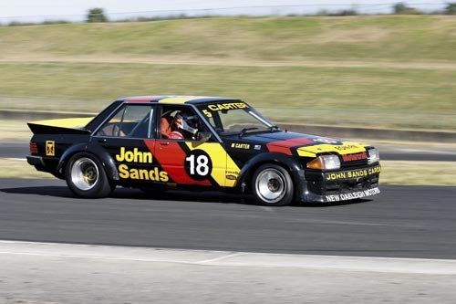 Murray Carter's 1982 XE Ford Falcon Group C Touring Car