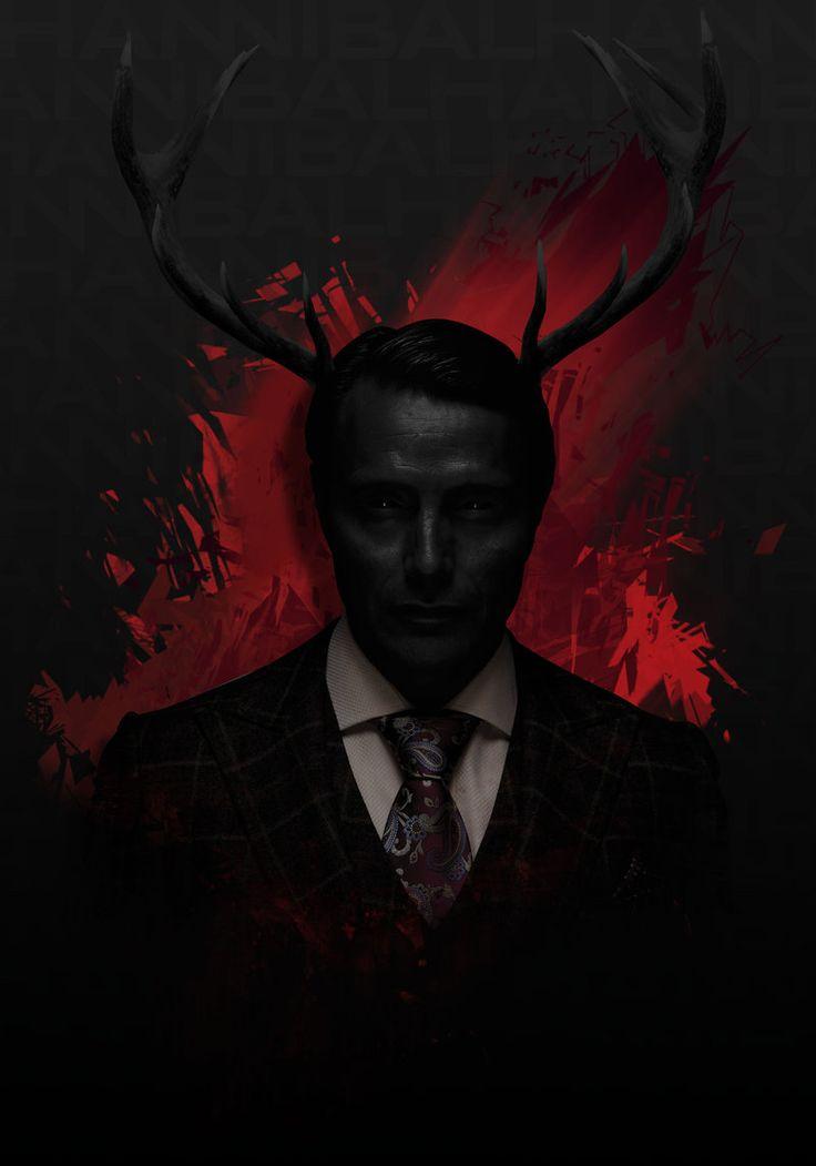 Wendigo Hannibal by 666HUGHES on DeviantArt
