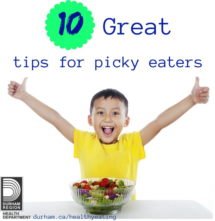There are a lot of great tips you can use to help your child develop better eating habits at any age. This link has 10 great tips you can use to help your child eat healthier. Click to find out more!