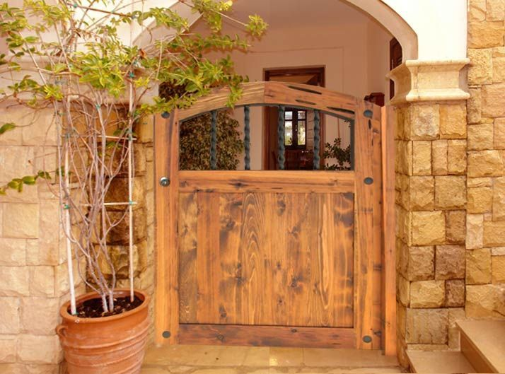 20 best Large wooden gates images on Pinterest Fencing Wooden