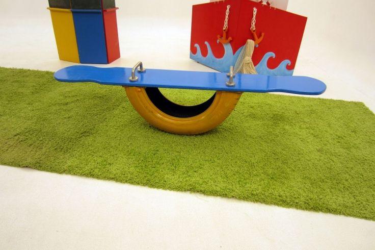 Cum sa faci un balansoar pentru copii. Detalii pe BricoHub.ro
