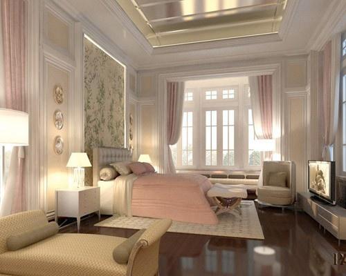 Residence at Diamond Golf - Master Bedroom