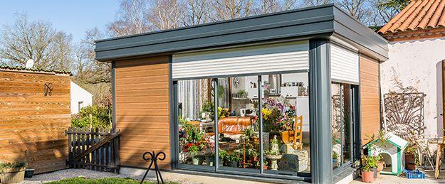 Créer un jardin d'hiver dans sa véranda