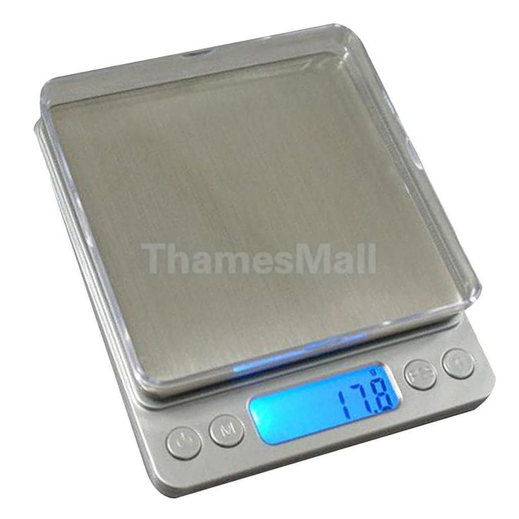 Digital Pocket Gram Scale Kitchen Weight Electronic Balance Scale 0.01G 200G