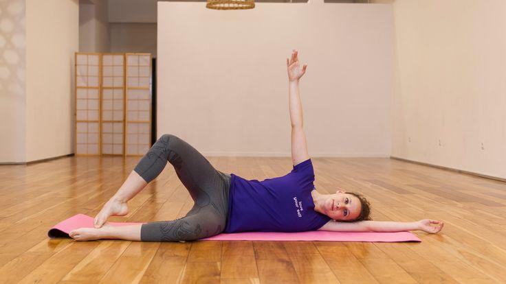 PILATES PARA EMBARAZADAS. A partir del segundo trimestre de tu embarazo, si tu médico lo aconseja, puedes seguir esta rutina de ejercicios de pilates para embarazadas. Te ayudará a prevenir dolores de espalda. Con Laura Montalvo. #pilatesonline #pilatesembarazadas #pilatesparaembarazadas