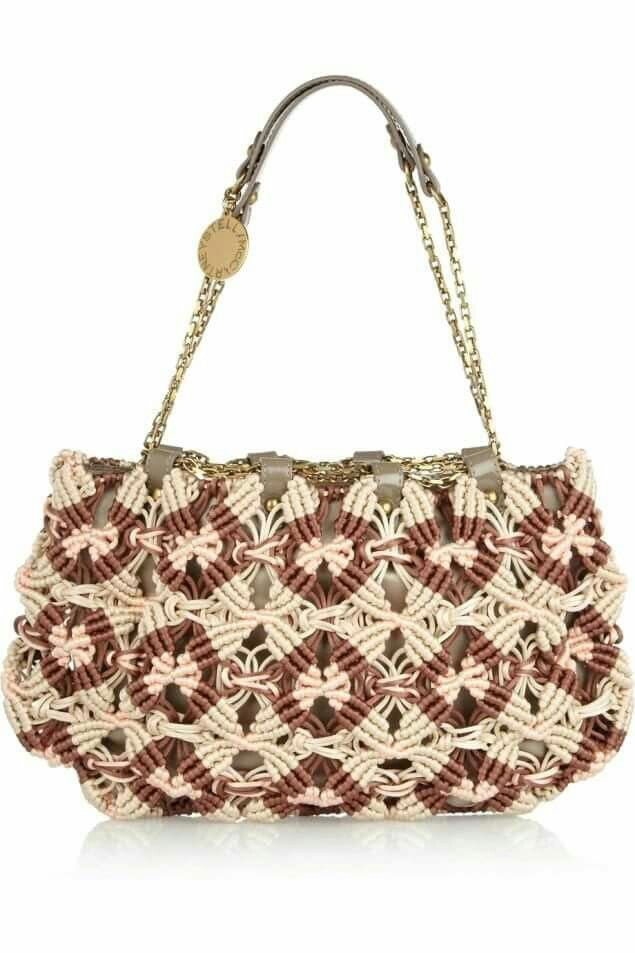 33 Best Macrame Bags And Purse Images On Pinterest