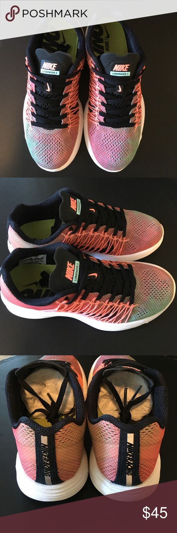Nike LunarRacer 3 Lightweight and extremely comfy. Like new. Nike Shoes Athletic Shoes