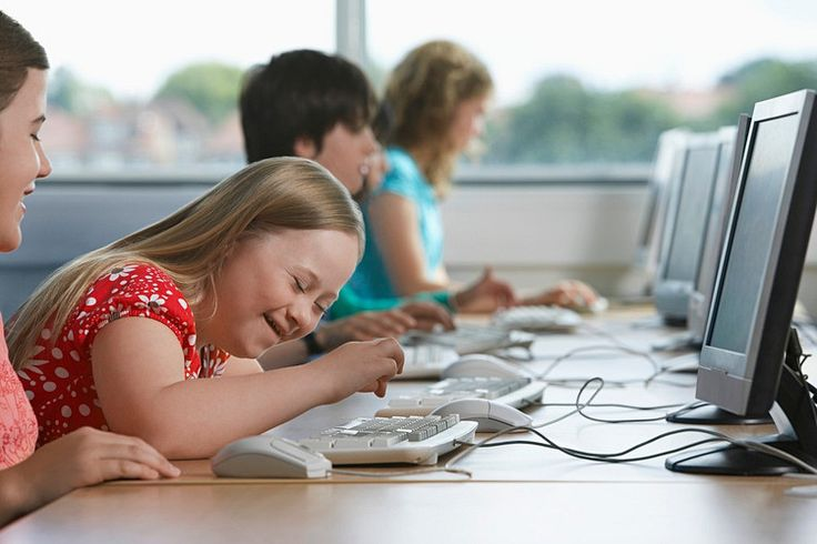 Great guidance on how computers can be used to facilitate learning for children with Down's syndrome, but many things are useful elsewhere!