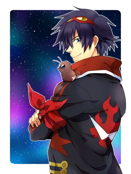 54 best Gurren Lagann -- Chrome Shelled Regios images on ...
