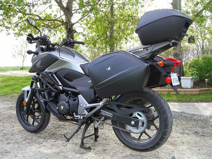 Výsledek obrázku pro Honda NC750X