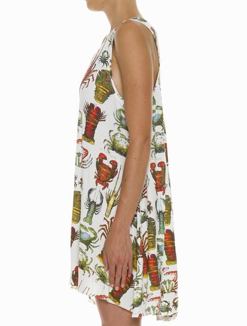 Crustacean Beach Dress – RYDER by Arabella Ramsay
