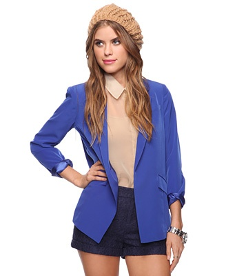 OH, Classic Blazer in that lovely color, we <3 you!  $24.80