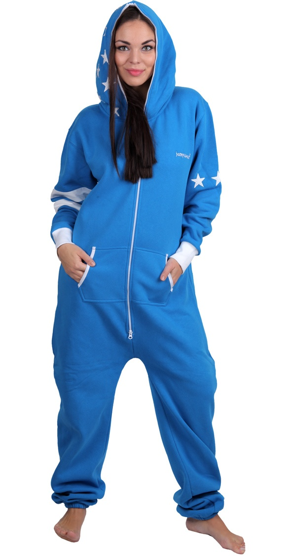 Hero Girl Jumpsuit of Jumpsweat Collection !