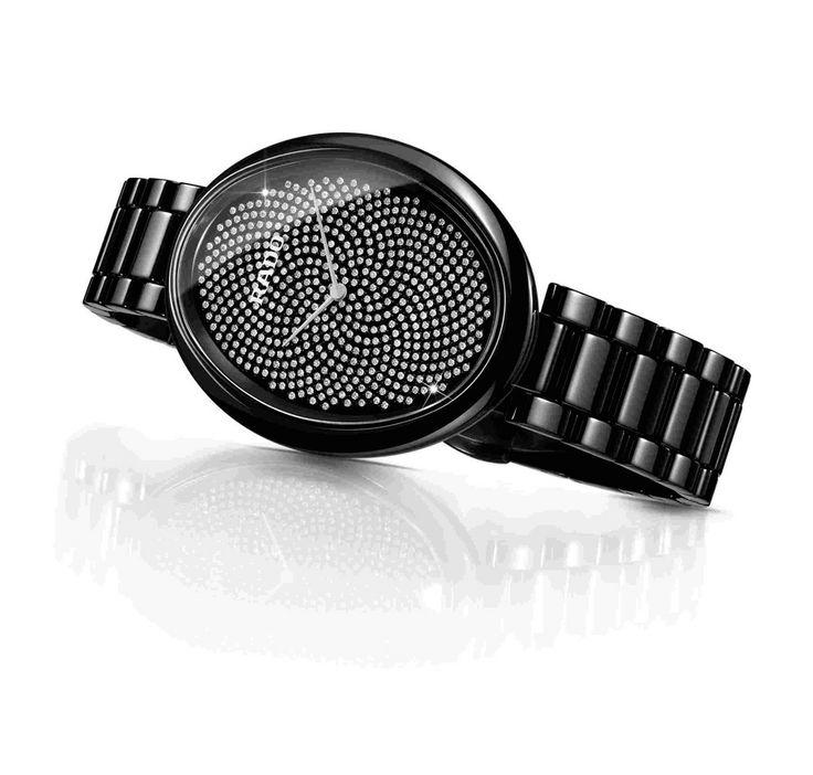 Nuevo reloj Rado Esenza Touch para mujer: Reloj Rado Esenza Touch Fibonacci de edición limitada.