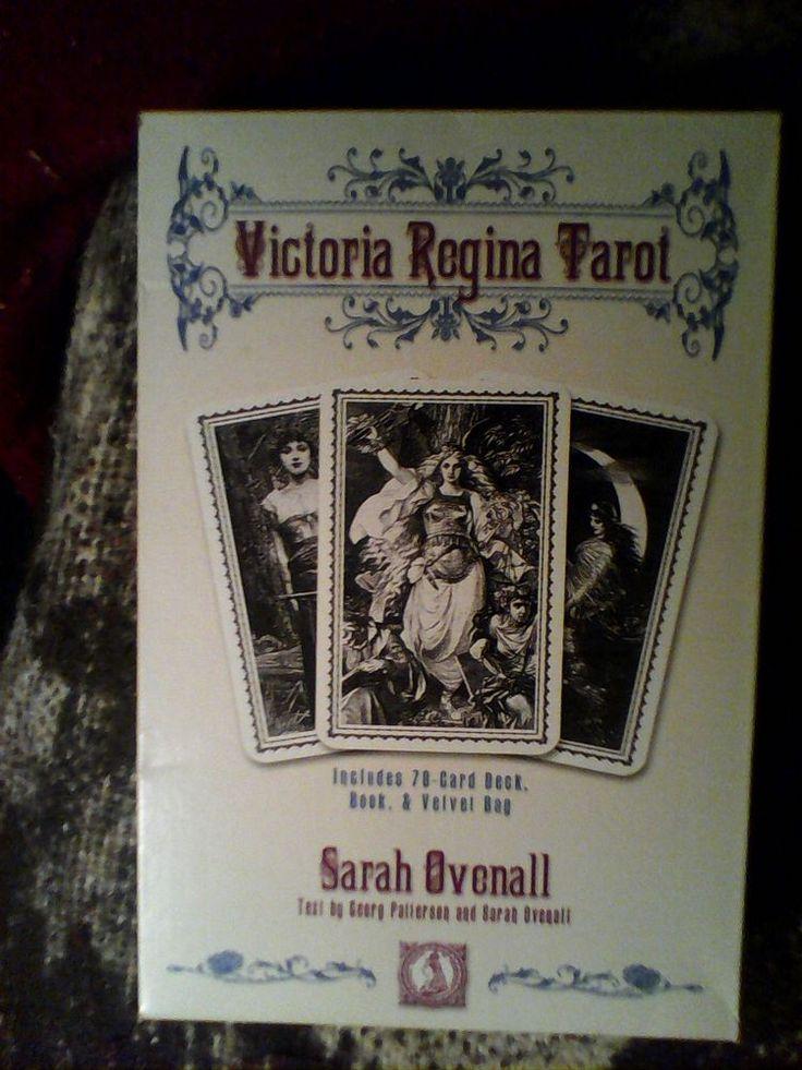 Victoria Regina Tarot
