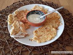 Verrassend lekkere knolselderij röstikoekjes moet je proberen! Het kruidig zoet met het pittige van de mierikswortel past mooi bij elkaar.