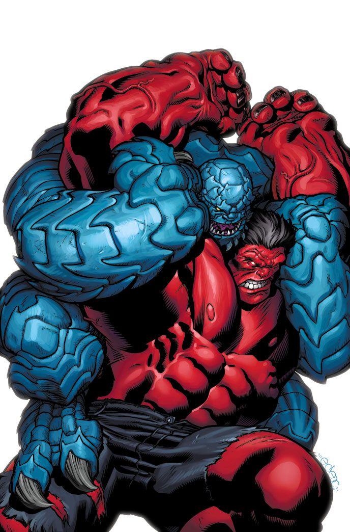 Hulk 3 cover by EdMcGuinness.deviantart.com on @deviantART