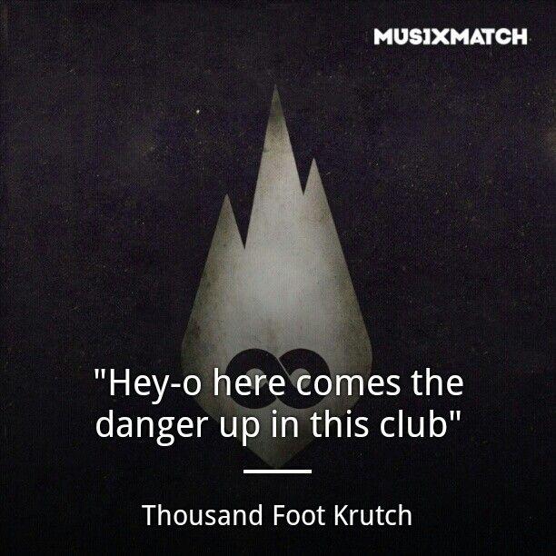 Courtesy Call - Thousand Foot Krutch