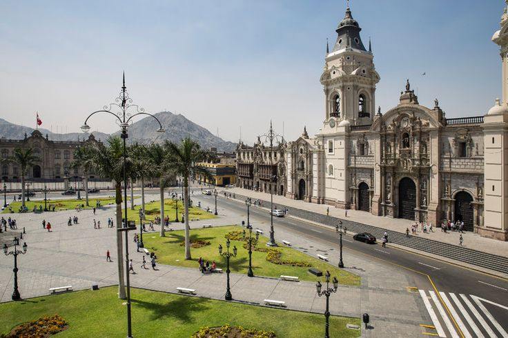 In Lima, Peru, History and Culture Run Deep - The New York Times