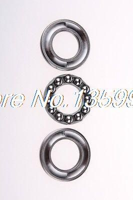 10pcs Axial Ball Thrust Bearing  51306   30mm 60 mm 21 mm 30  60  21mm