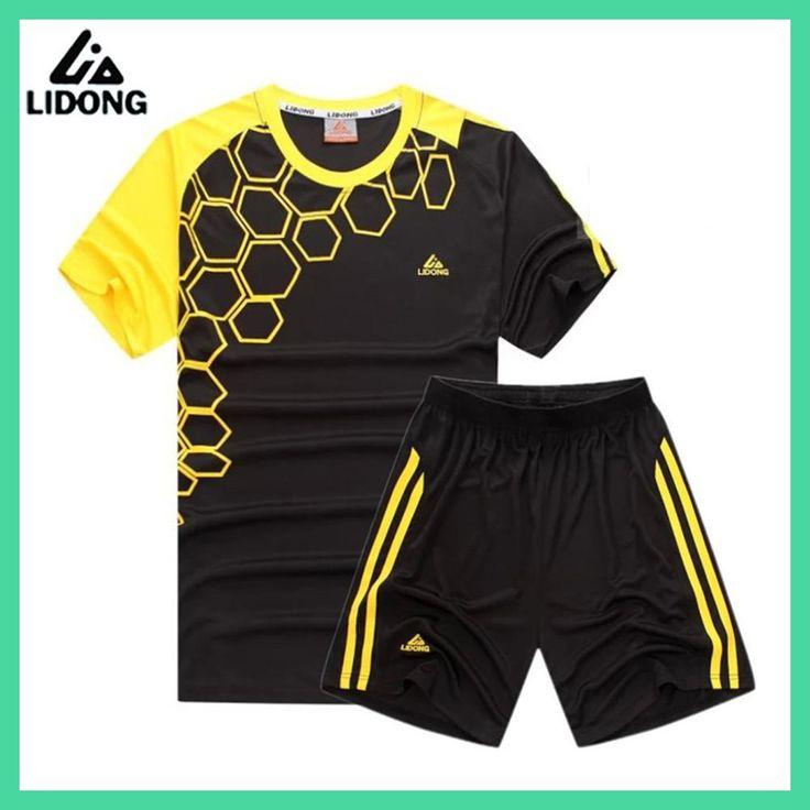 2017 New Kids Football Kits Boys Child Sports Soccer Jersey Uniforms Futbol Training Breathable Polyester Short Sleeve Jerseys