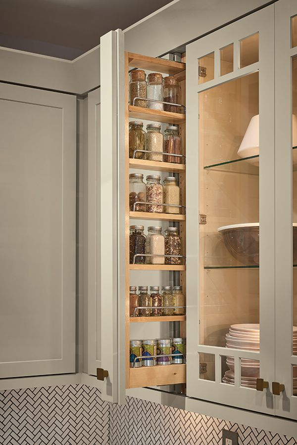 Customize Your Kitchen With Storage And Organization That Suit