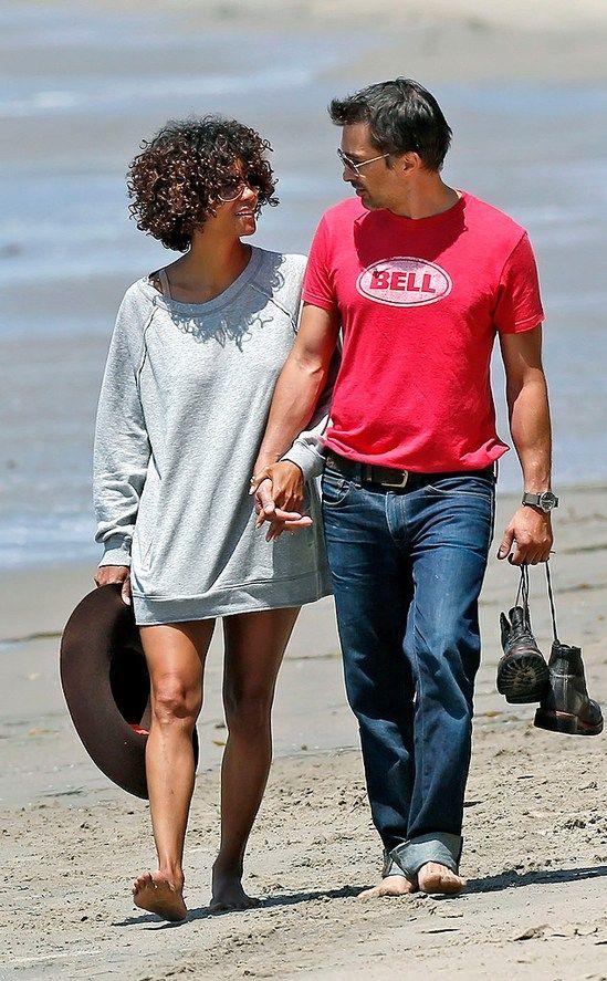 Холли Берри и Оливье Мартинес: 20 милых фото звездной пары