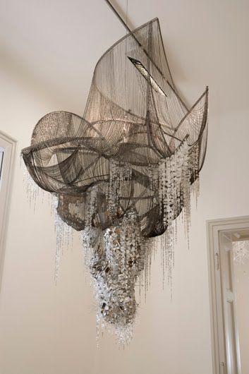 56 best chandelier images on Pinterest | Crystal chandeliers ...