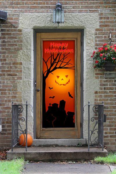 Pin By Imprints Images On Halloween Ideas Halloween Door