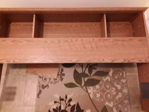 Any ideas on what I can do with the queen size headboard? | Hometalk